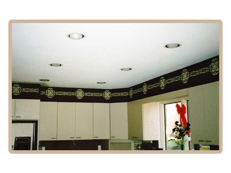 Home Stencils Kitchen Border Jpg